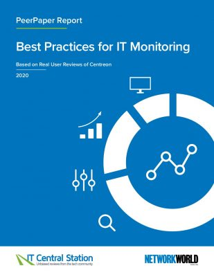 Best Practices for IT Monitoring