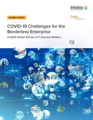 COVID-19 Challenges for the Borderless Enterprise
