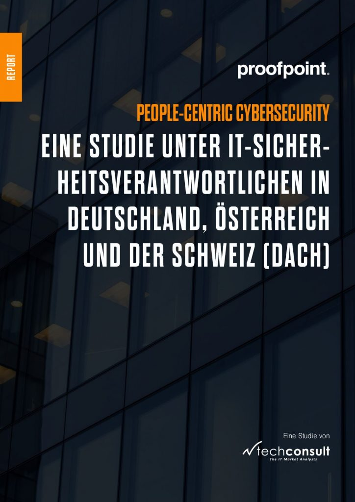 People Centric Cybersecurity