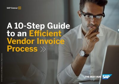 10 Step Guide to an Efficient Vendor Invoice Process