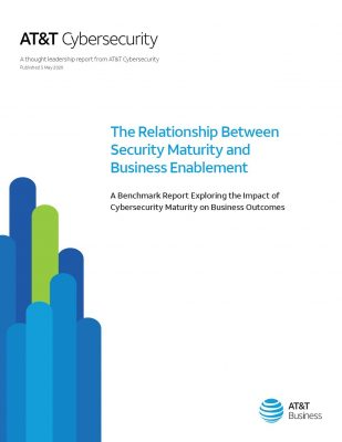 The Relationship Between Security Maturity and Business Enablement