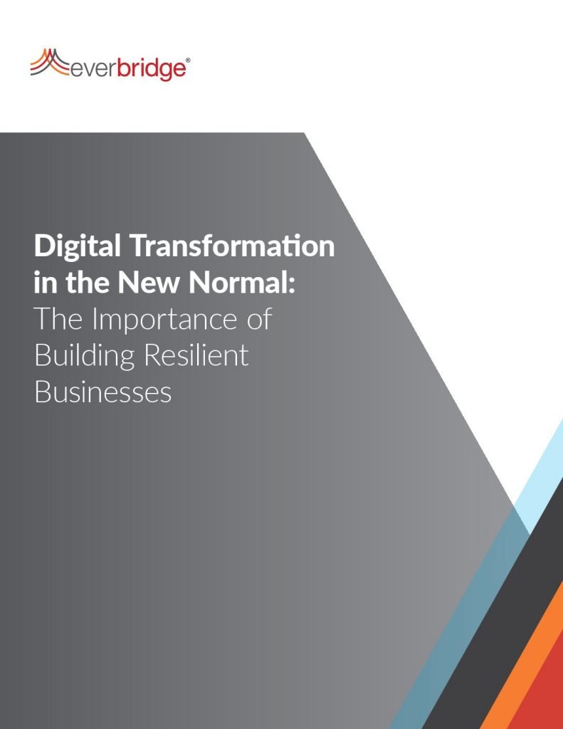 Digital Transformation in the New Normal: The Importance of Building Resilient Businesses