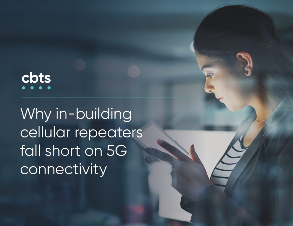 Why in-building cellular repeaters fall short on 5G connectivity
