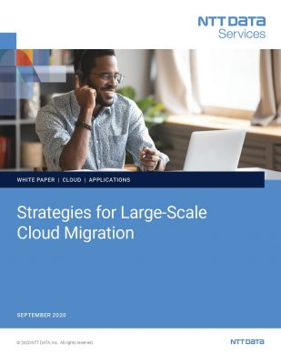 Strategies for Large-Scale Cloud Migration