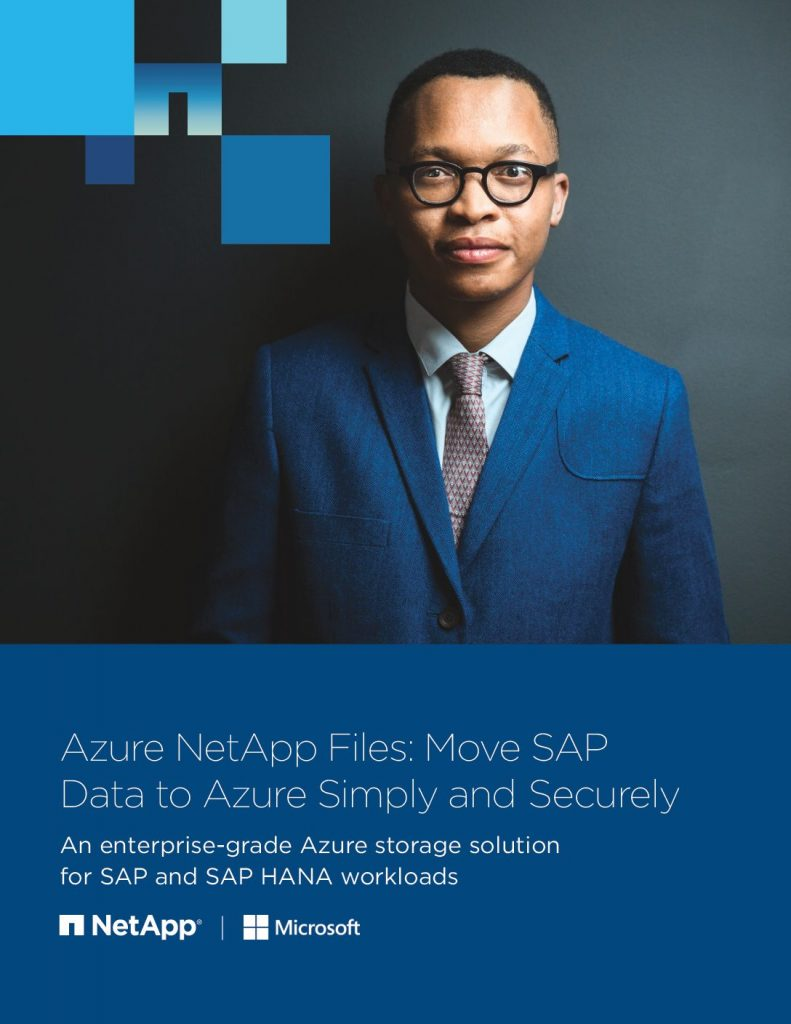 eBook: How to Migrate SAP Data to Azure Simply and Securely