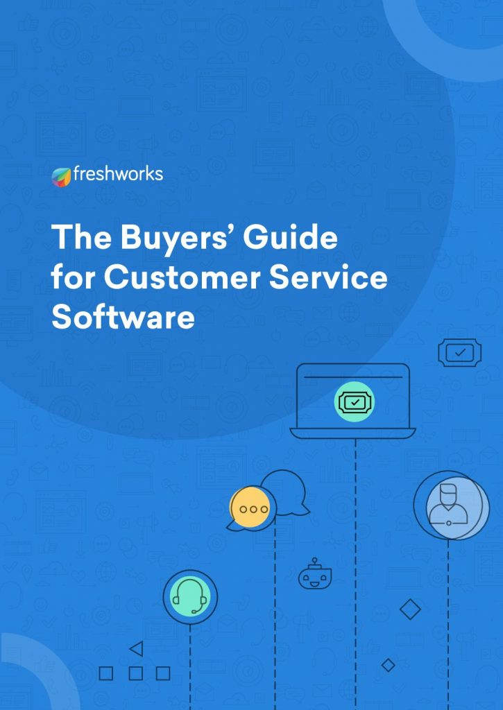 The Buyers' Guide for Customer Service Software