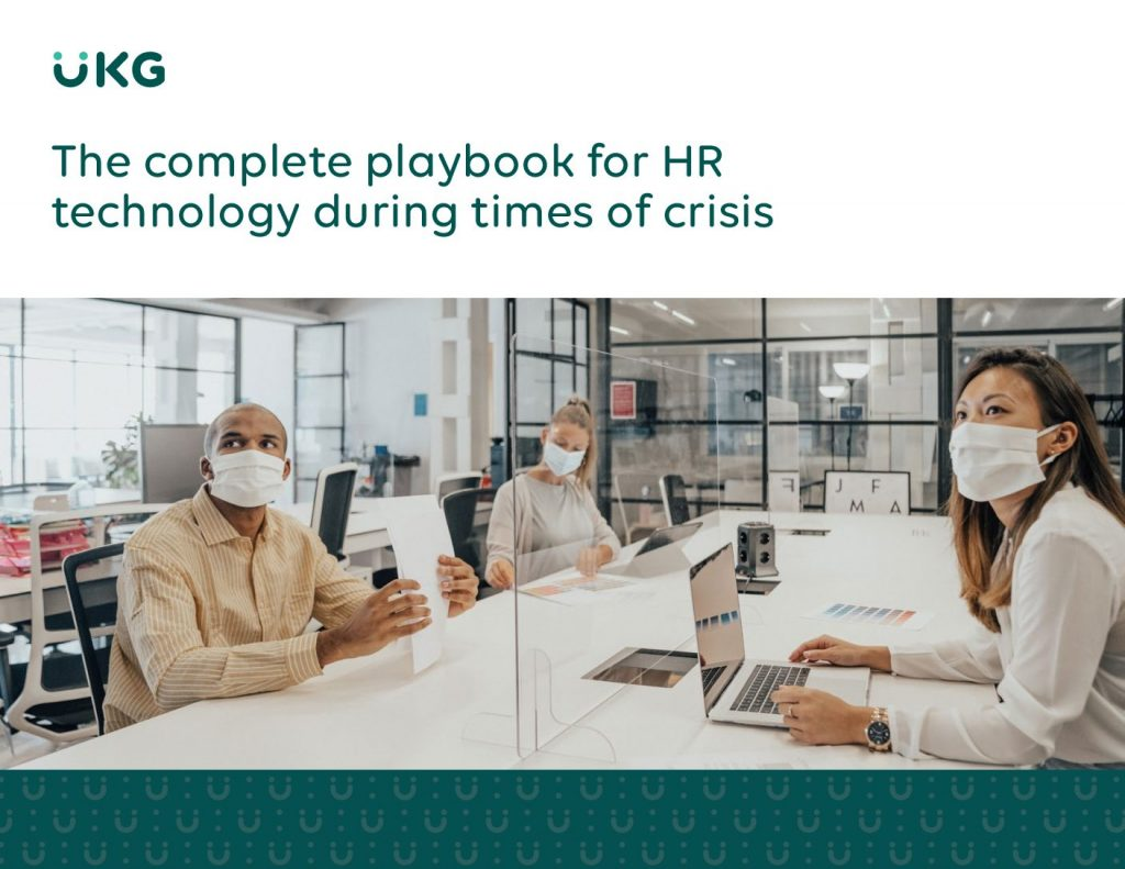 The Complete Playbook for HR Technology During Times of Crisis