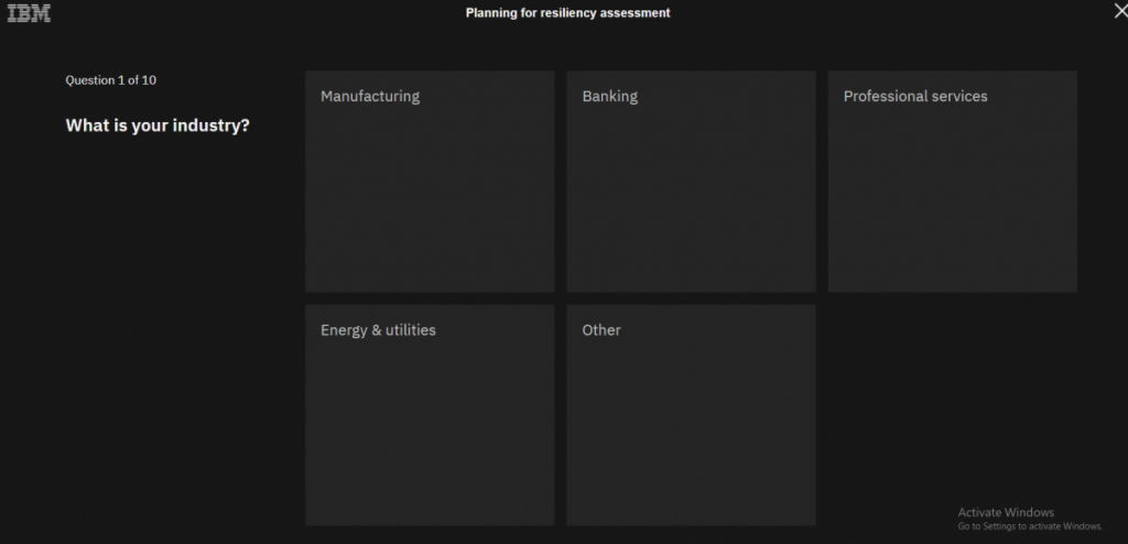 Planning Analytics Resiliency Assessment
