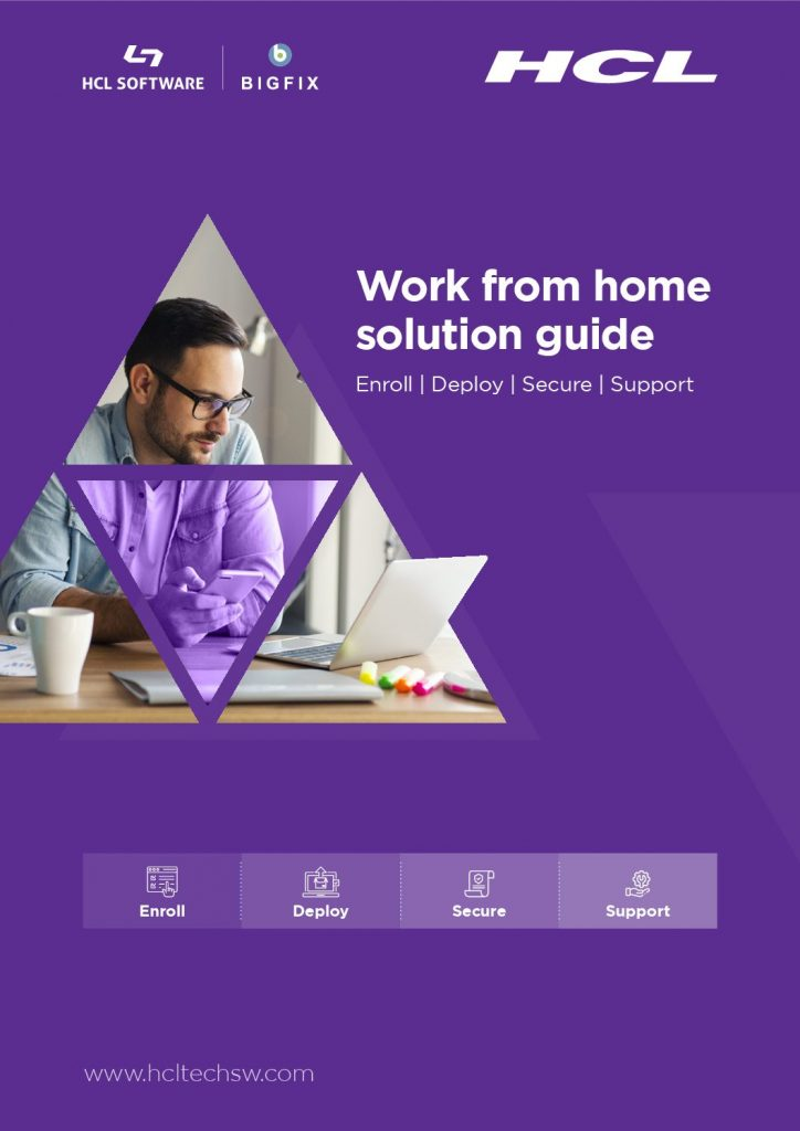 Ensure Your Work from Home Endpoint Fleet is Secure and Compliant