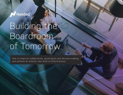 Building the Boardroom of Tomorrow