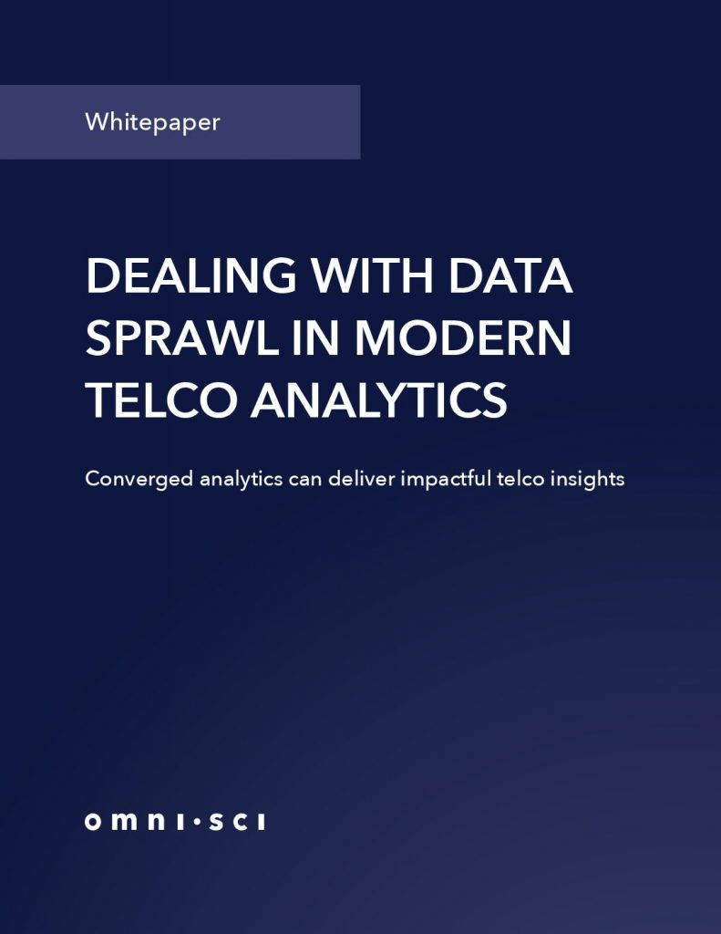 Dealing with Data Sprawl in Modern Telco Data Analytics