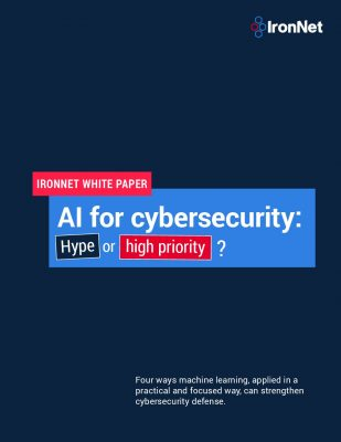 AI for Cybersecurity: Hype or High Priority?