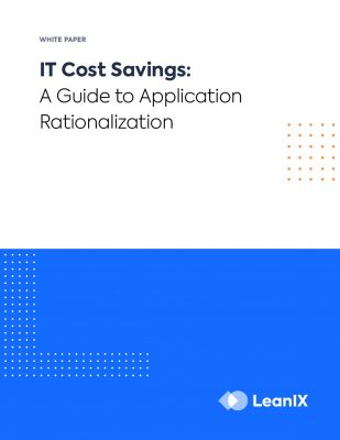 IT Cost Savings: A Guide to Application Rationalization