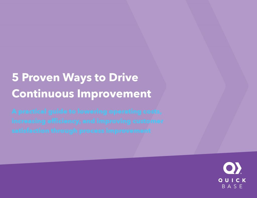 5 Proven Ways to Drive Continuous Improvement