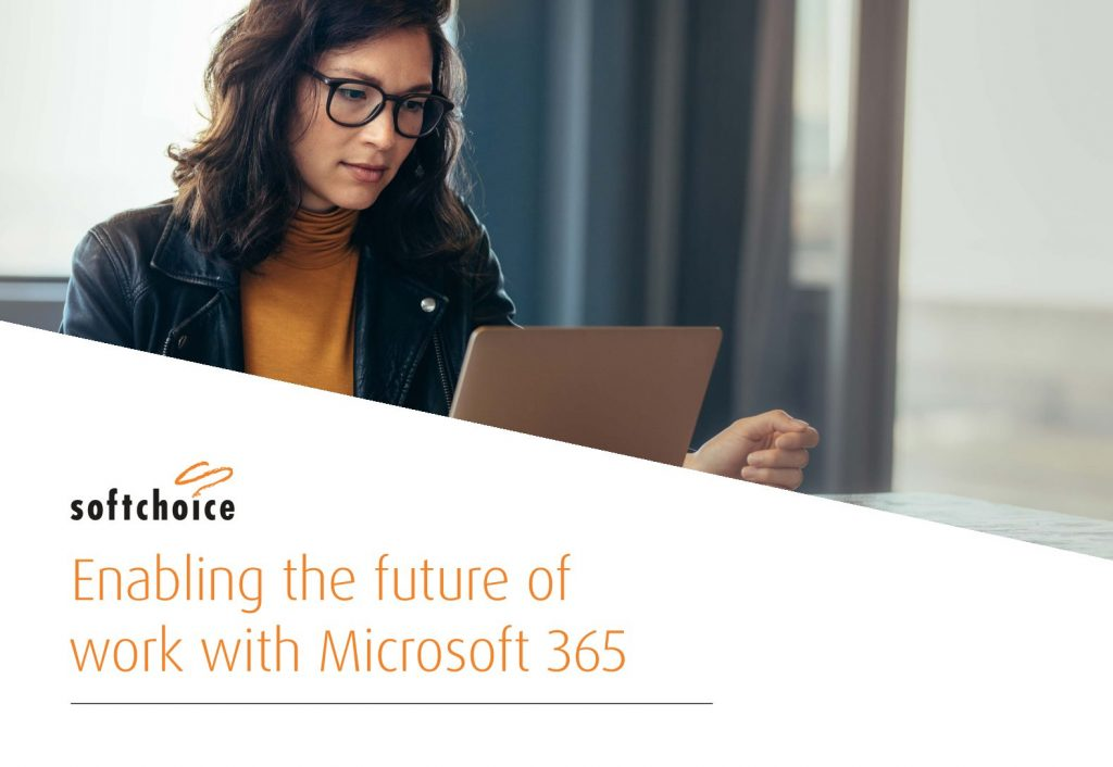 Enabling the Future of Work with Microsoft 365