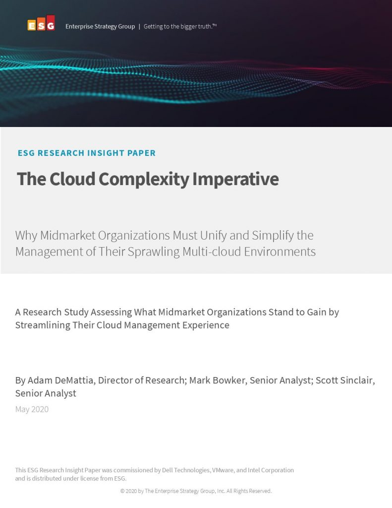 The Cloud Complexity Imperative for Medium Business