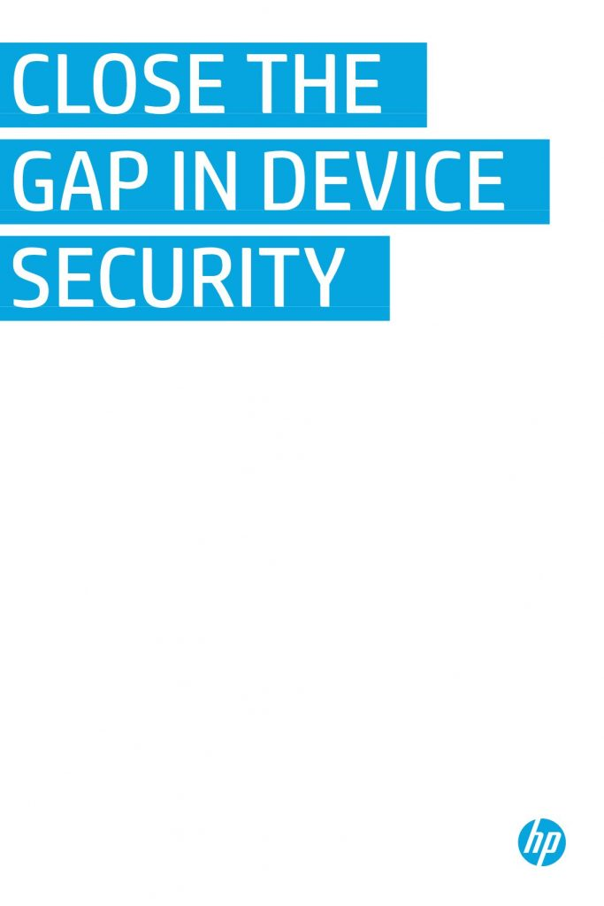 Close The Gap In Device Security