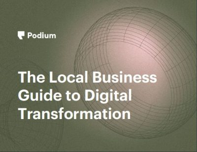 The Local Business Guide to Digital Transformation
