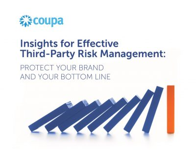 Insights for Effective Third-Party Risk Management