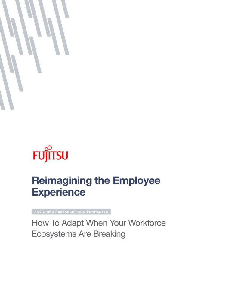 Reimagining the Employee Experience with Fujitsu