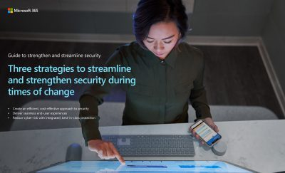 Streamline and strengthen your security