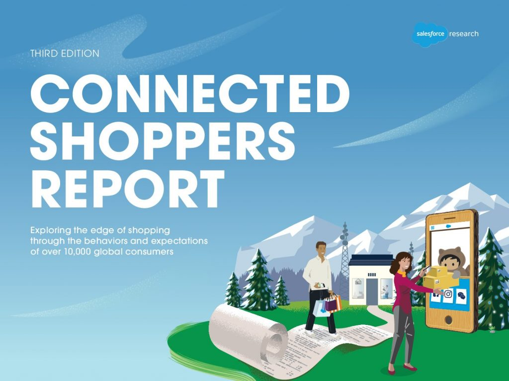 Connected Shoppers Report