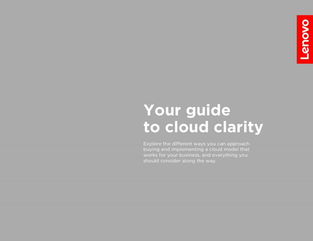 Your Guide to Cloud Clarity