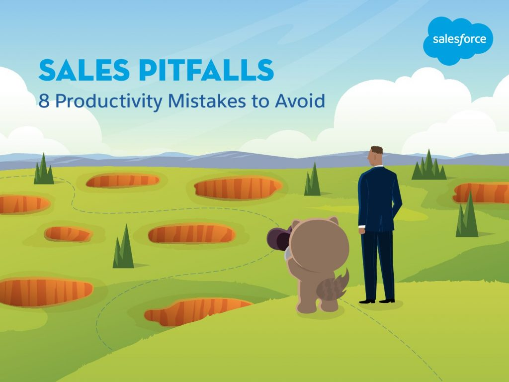 Sales Pitfalls: 8 Productivity Mistakes to Avoid