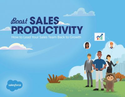 Boost Sales Productivity: How to Lead Your Sales Team Back to Growth