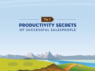 The Top 5 Productivity Secrets of Successful Salespeople
