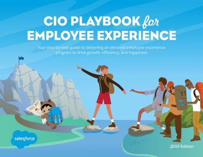 The CIO Playbook for Employee Experience