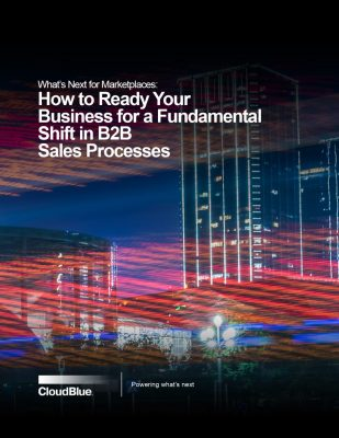 How to ready Your Business for a fundamental Shift in B2B Sales processes