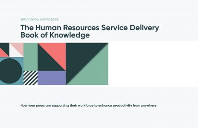 The Human Resources Service Delivery Book of Knowledge