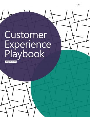 Customer Experience Playbook
