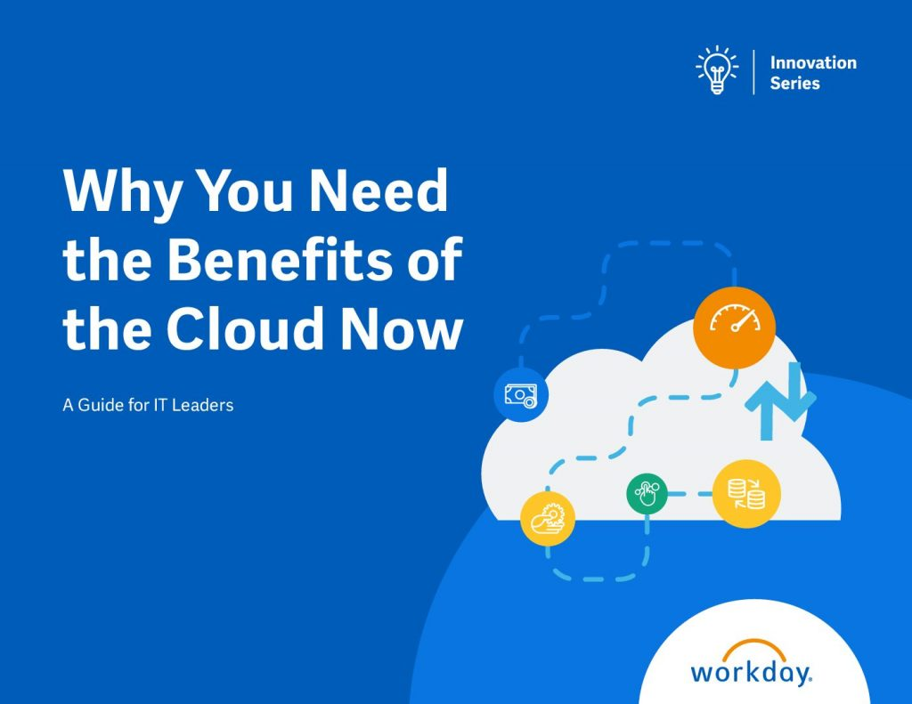 The Benefits of the Cloud A Guide for IT Leaders