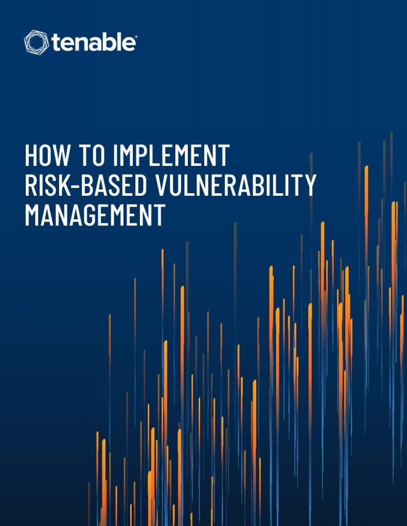 How to Implement Risk-based Vulnerability Management