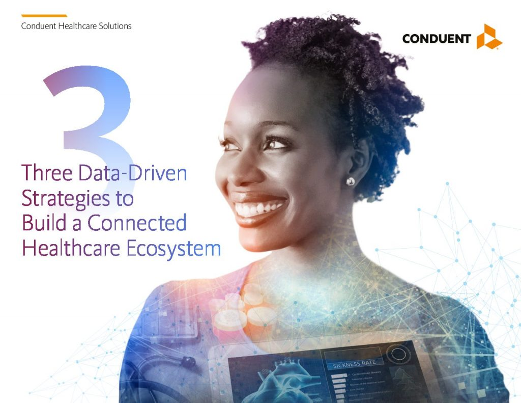Three Data Driven Strategies to Build a Connected Healthcare Ecosystem