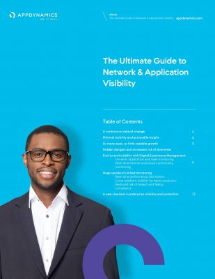 The Ultimate Guide to Network and Application Visibility