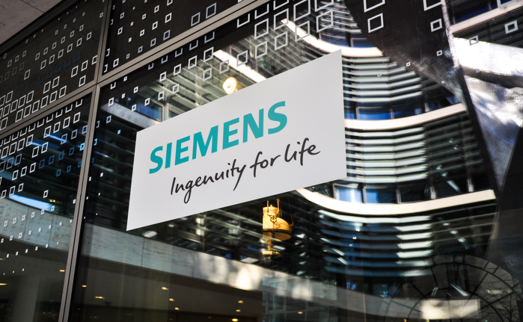 Siemens Receives Global Market Leadership Award from Frost & Sullivan