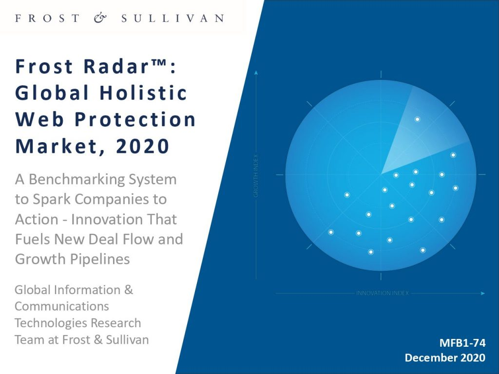 Frost Radar: Global Holistic Web Protection Market, 2020