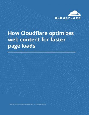 How Cloudflare Optimizes Web Content for Faster Page Loads