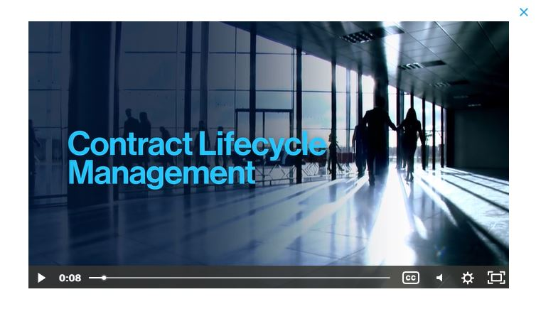 Streamline your contract lifecycle