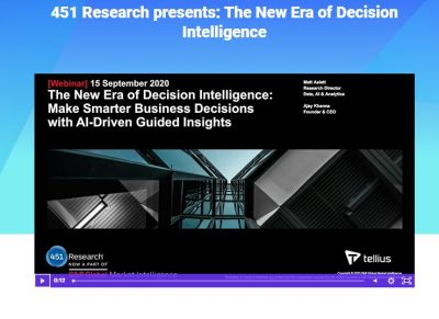 451 Research presents: The New Era of Decision Intelligence
