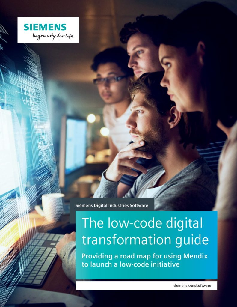 The Low-Code Digital Transformation Guide