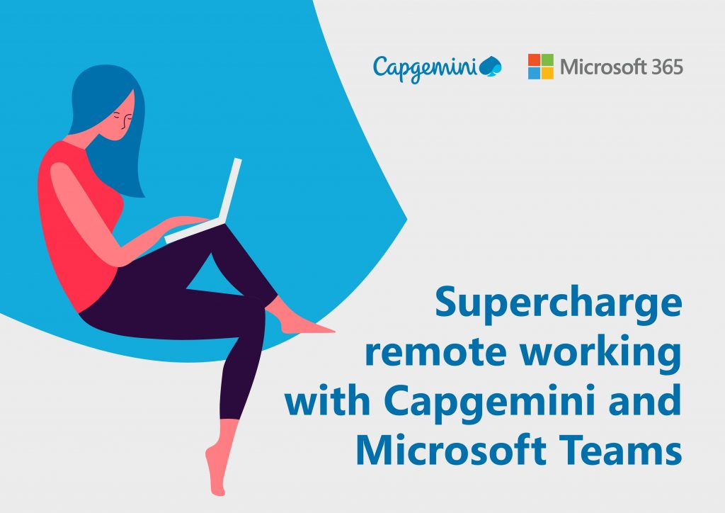 E-book: Supercharge your remote workforce with Capgemini