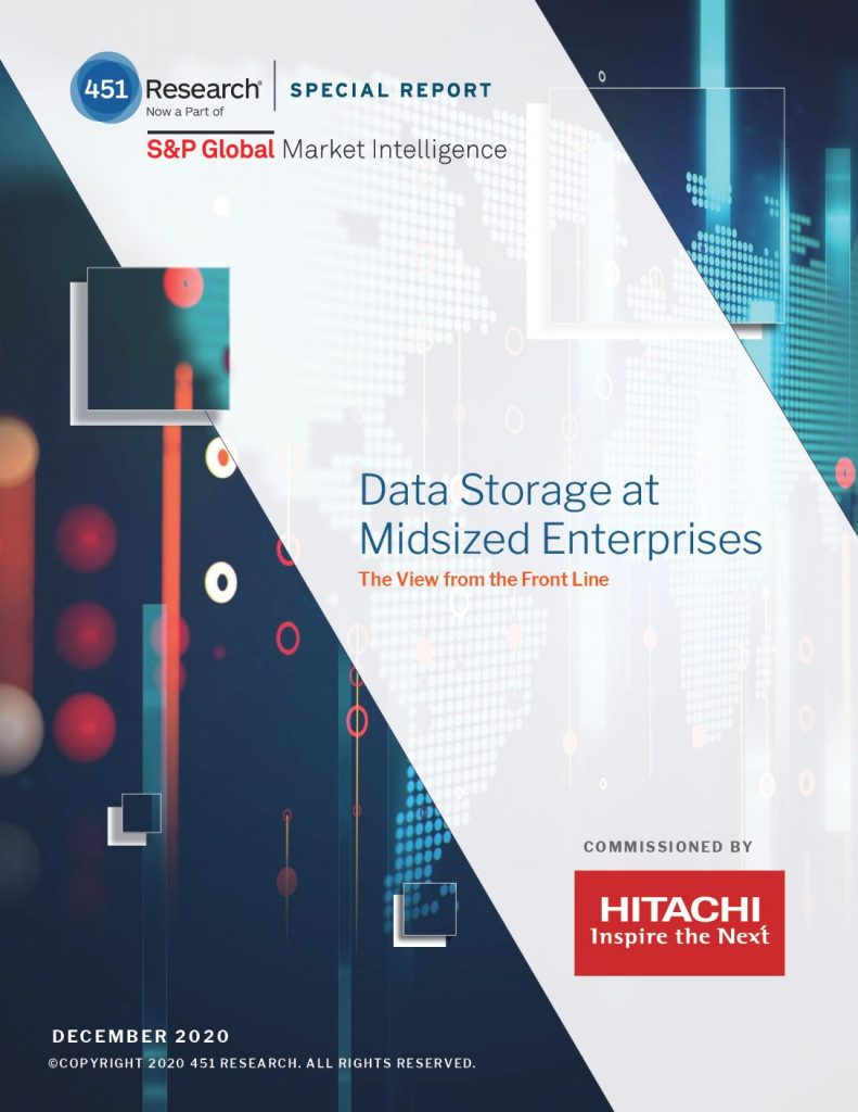Data Storage at Midsized Enterprises