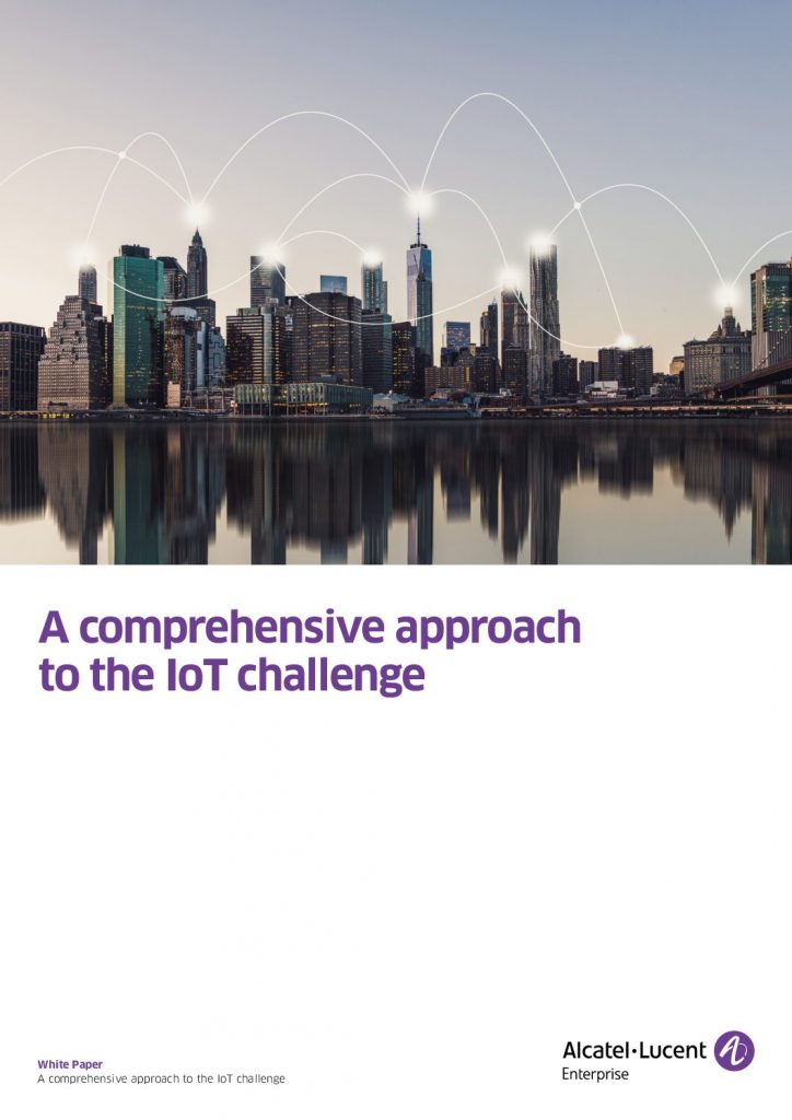 A comprehensive approach to the IoT challenge