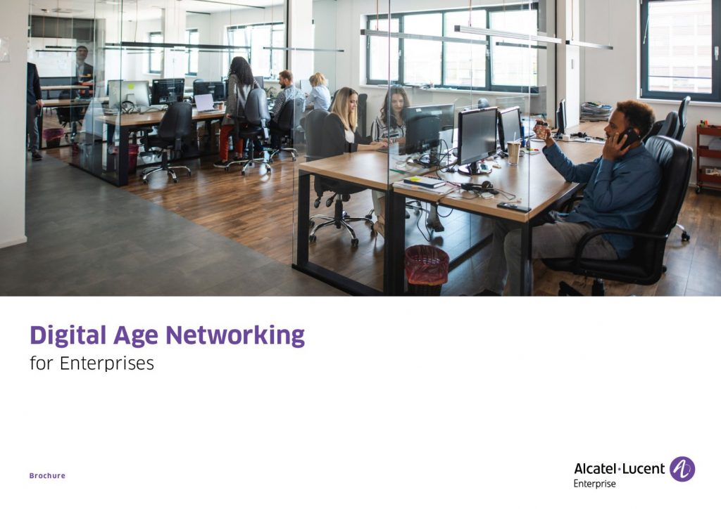 Digital Age Networking for Enterprises