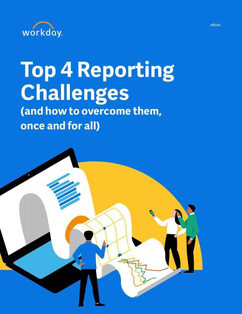 Your Top Four Reporting Challenges