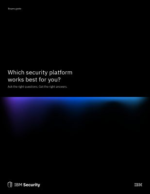 Cloud Pak for Security Buyer's Guide